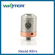Alibaba distrubutors vape pen 26650 mechancial mod plume veil rda shield dripping atomizer