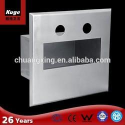 Chinese rustless steel wash basin dealer