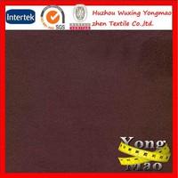 suede fabric for garment ,doe suede fabric imitation