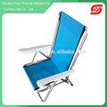 Accoudoir& tasse titulaire usine directe à bascule chaise pliante
