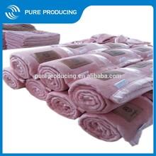 100% silk fleece kids blanket