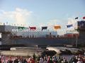 O lançamento do barco inflável/borracha pneumática airbag marinhos