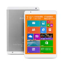 Original 7.9 Inch IPS Teclast X89 Intel Z3736F Quad core 2.16GHz 2GB RAM 32GB ROM 2048*1536 Win 8.1 Tablet PC Bluetooth Wifi