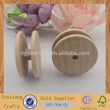 Wooden Bobbin, Small Wooden Spool,Wooden Thread Spool