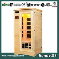 new good dry far infrared home sauna KL-1SF