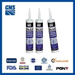 Brand new all purpose underwater silicone sealant made in China