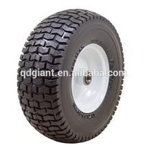 High quality big pu foam rubber wheel for wheelbarrow