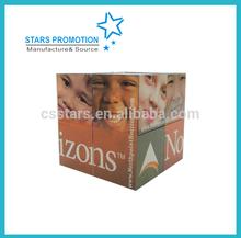 foldable magic cubes; promotional imprinted magic cubes; folding magical cubes