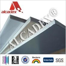 aluminum composite materials against bad weather