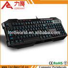 2014 New Products Attractive Design OEM Computer Keyboard Backlight Gaming Keyboard for Desktops