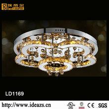 Art deco light fixture, art disply lights, art glass chandelier