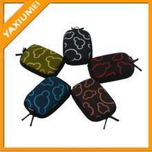 2014 colorful camera case, neoprene digital camera bags