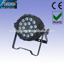 2015 popular 45degree led ip65 outdoor par light, waterproof led par, events led par light AC-LED F8602