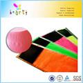 Floristería de color de embalaje de papel crepé, color de crepe de papel en rollos