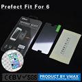Marka vmaks 9h anti- Patlayıcı 2.5D tümaçı için cep telefonu iphone 6 9h temperli cam ekran koruyucusu