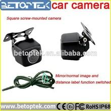 DC 12V Voltage and Reverse Camera Type car camera