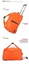 marksman factory fancy travel duffel bag