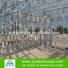 prefabricated light steel frame house United Arab Emirates AE