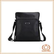 High quality fashion men's leather Bag shoulder bags pu messenger men bag