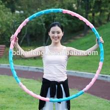 Exercise Magnetic Massage Hula Hoop Detachable Hula Hoop