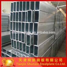 Black annealing CR furniture steel pipe