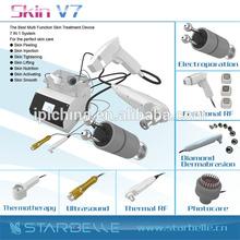 Cold Thermotherapy RF Facial Rejuvenation BIO Skin Care Machine - Skin V7
