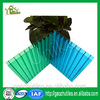 6mm antioxidant low price building material hollow polycarbonate sheet for roof