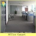 Oficina de lujo alfombras, alfombras comerciales, a prueba de fuego de la alfombra/alfombra de la exposición