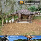 My Dino-outdoor playground fiberglass dinosaurs king game