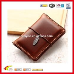 Oem Genuine leather name card holder, Genuine leather name card holder china suppliers