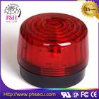 ABS base acrylic lens Red Green Amber Blue emergency 12v led strobe light