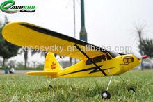 4 ch 2.4 GHz grande RC aviones ultraligeros venta Piper J3 Cub