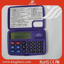 Wholesale formula mini electronic calculator