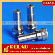 30-50 micron Low Pressure Aeroponics Fine Fogger No-drip Slip Lock Quick Connect Mist Nozzle