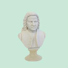custom brand new famous head figurine ceramic bust sculpture