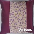 Jacquard novo estilo de algodão / poliéster de pelúcia euro pillow top colchão