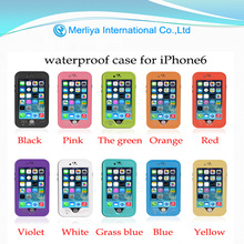 New Waterproof Shockproof Dirtproof Snowproof Case cover For iphone 6 4.7 inch