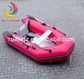 De alumínio inflável do barco a motor/barco inflável( pvc)/alta qualidade barco a motor