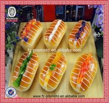 Hamburger Artificial Food, Simulation Food, Food Model