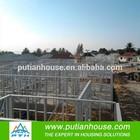 Lightweight prefabricated light steel frame Homes