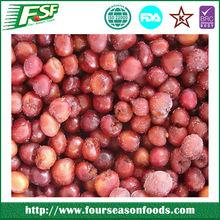 2015 High wholesale frozen chinese food frozen sweet cherries