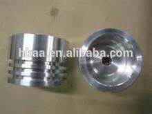 cast aluminum engine piston