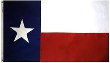 3 Feet X 5 Feet Tough Tex Texas State Flag Open Weave Lasting Flag