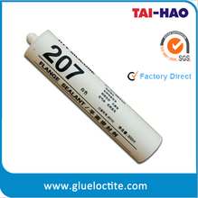 Excellent Adhesion and weather resistance 207 RTV silicone adhesive sealant