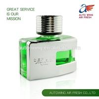 Sefume japan quality car perfume aroma scent bottle air freshener for car