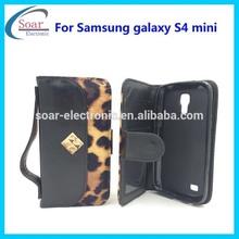 New arrival handbag case for Samsung galaxy S4 mini,For Samsung galaxy S4 mini flip leather case,for Samsung handbag case