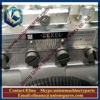 Genuine ZEXEL FUEL PUMP ME440455 101608-6353 injection pump oil pump for SK330-6E excavator Kobelco