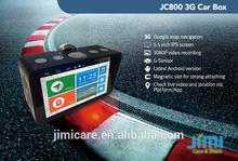 """5.5"""" HD 1080P Portable Car Vehicle Dashboard Camera GPS Google Map Navigation DVR Night Vision Recorder"""