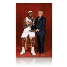 NBA MVP Lebron James Newest Poster Designs Best Sales