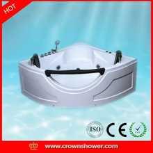 2015 New design indoor portable massage bathtub 2015 wind water pump bathtub massage